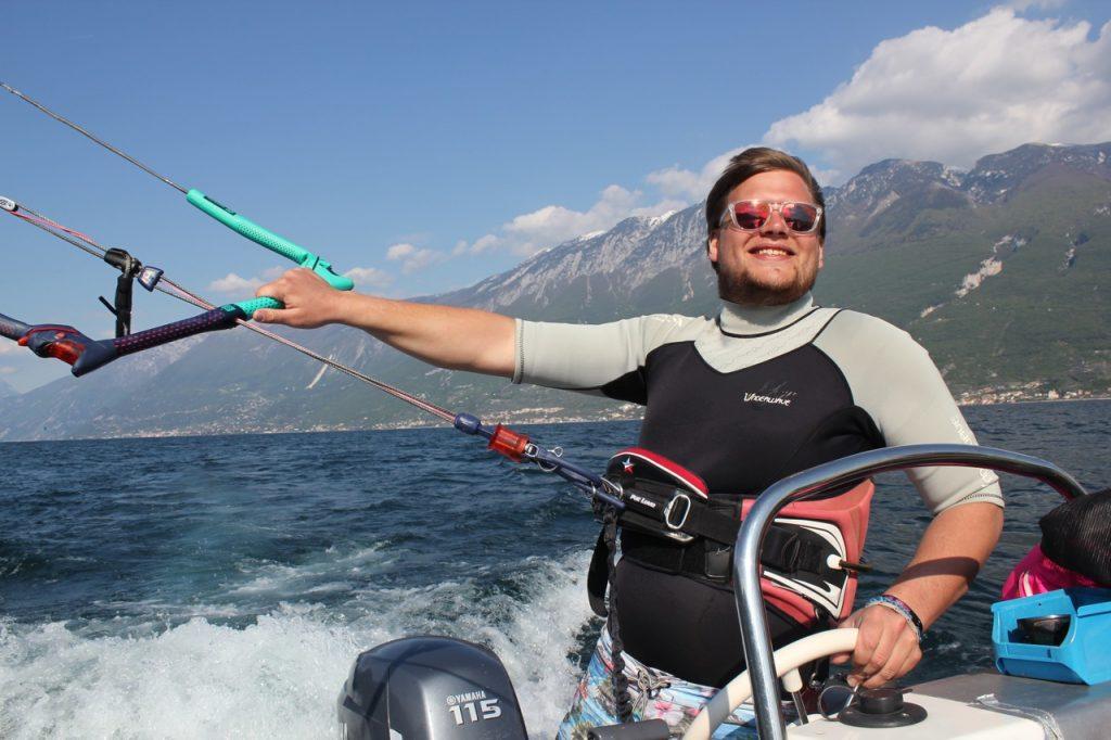 Kitelehrer gesucht bei Gardasurf & Kite-Guru