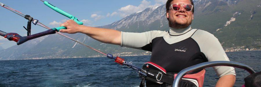 Mitarbeiter für 2021 gesucht! Gardasurf & Kite-Guru