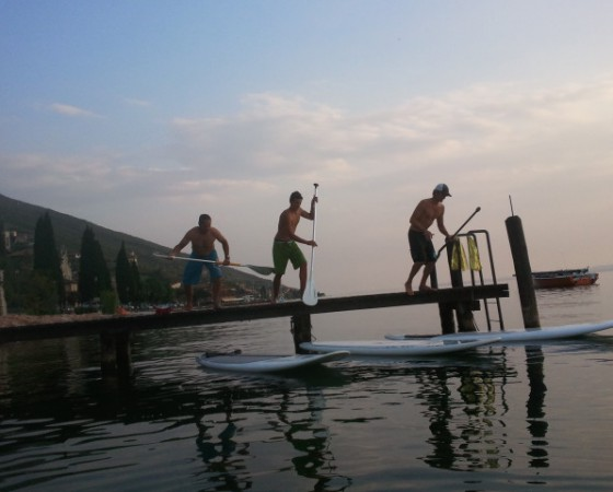 Stand up Paddle & Kajak