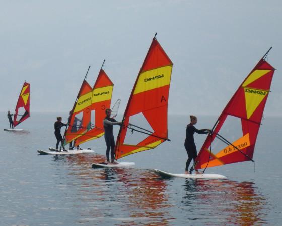 Windsurf Woche & Unterkunft
