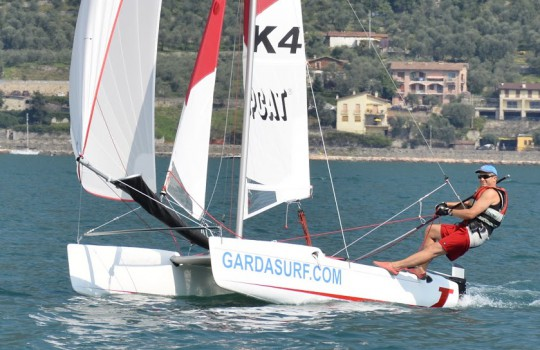 Windsurf & Segellehrer bei Gardasurf&Sail