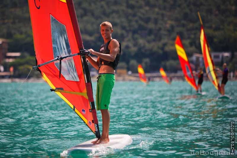 Windsurf Einsteiger Kurs