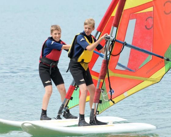 Windsurf & Segeln Wochenend-Kurs 2 Tage