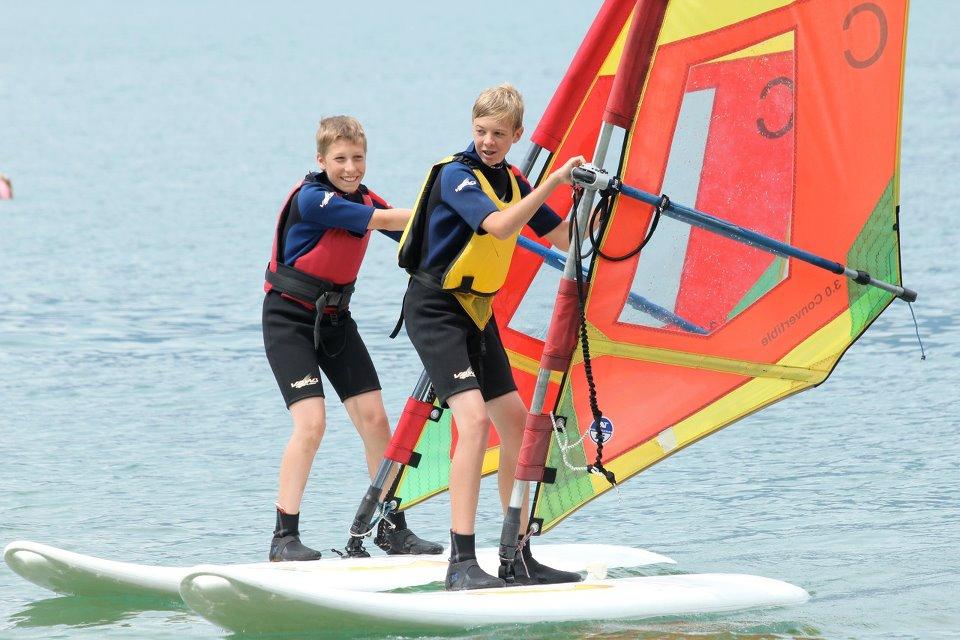 Windsurf Wochenend-Kurs 2 Tage