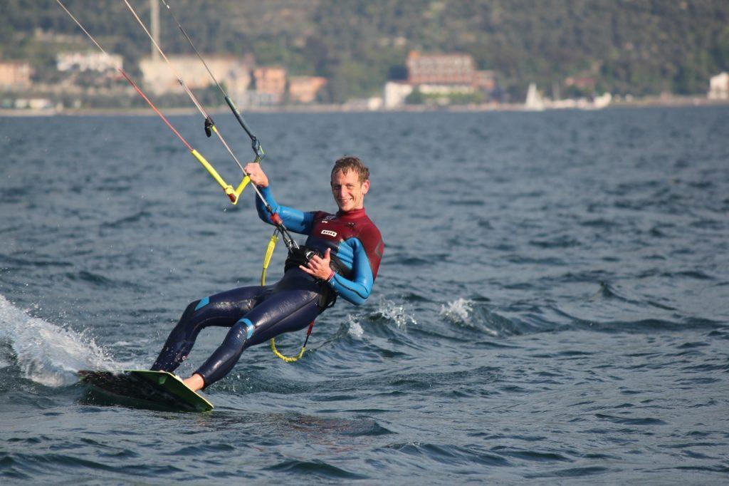 Gutschein Kitesurfen